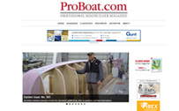 Whale Features In Professional Boatbuilder
